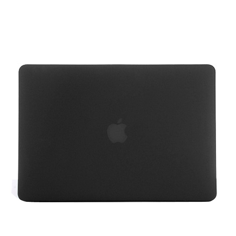 Frosted Hard Protective Case for Macbook Pro Retina 15.4 inch  A1398(Black)