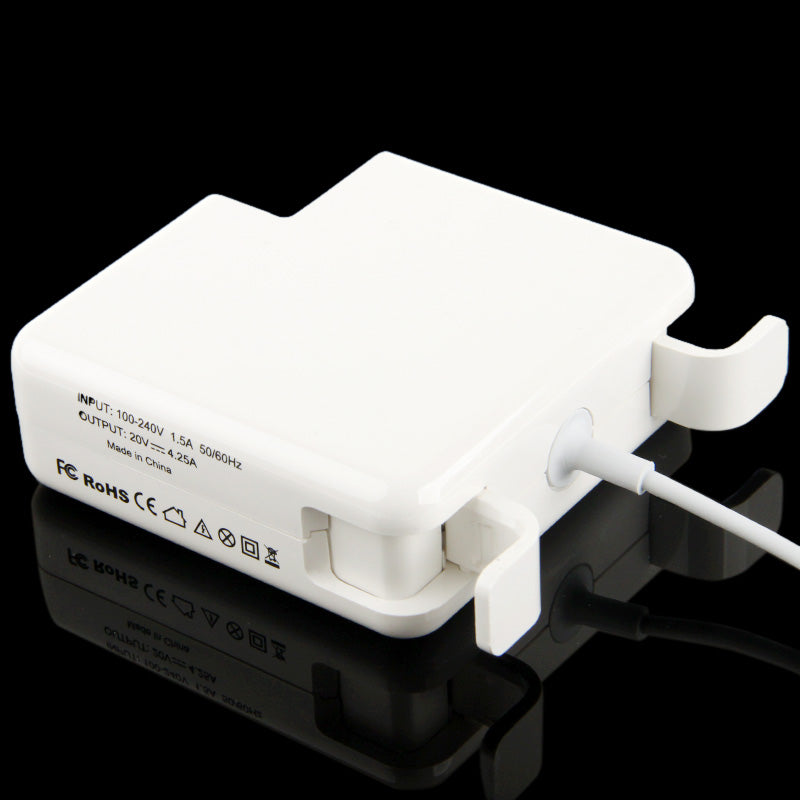 20V 4.25A 5pin A1424 85W MagSafe 2 Power Adapter for MacBook(White)