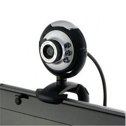 8.0 Mega  Pixels Driverless PC Camera with Night Light, Mic