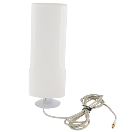 High quality Indoor 25dBi TS9 4G Antenna, Cable Length: 2m, Size: 20.7cm x 7cm x 3cm