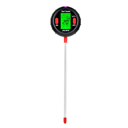 RZ104 Soil PH Meter Humidity Detector Digital PH Meter Soil Monitor PH Gardening Plant Soil Tester