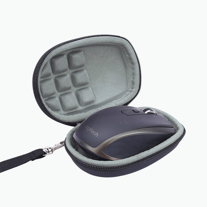 Logitech MX Anywhere 2S Mouse StorageBag Travel Portable Mouse Box Mouse Protection Hard Shell Bag