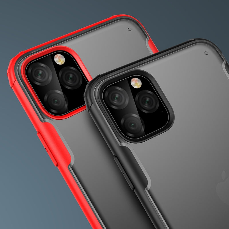 For iPhone 11 Magic Armor TPU + PC Combination Case(Black)