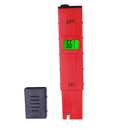 Portable PH Tester Meter For Soil Aquaculture PH Value Monitor Pen Detector Soil Aquarium High-precision PH Meters