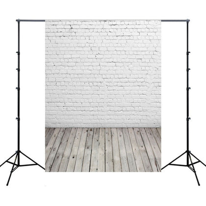 1.5m x 2.1m Retro Brick Wall Studio Newborn 3D Photography Background Cloth
