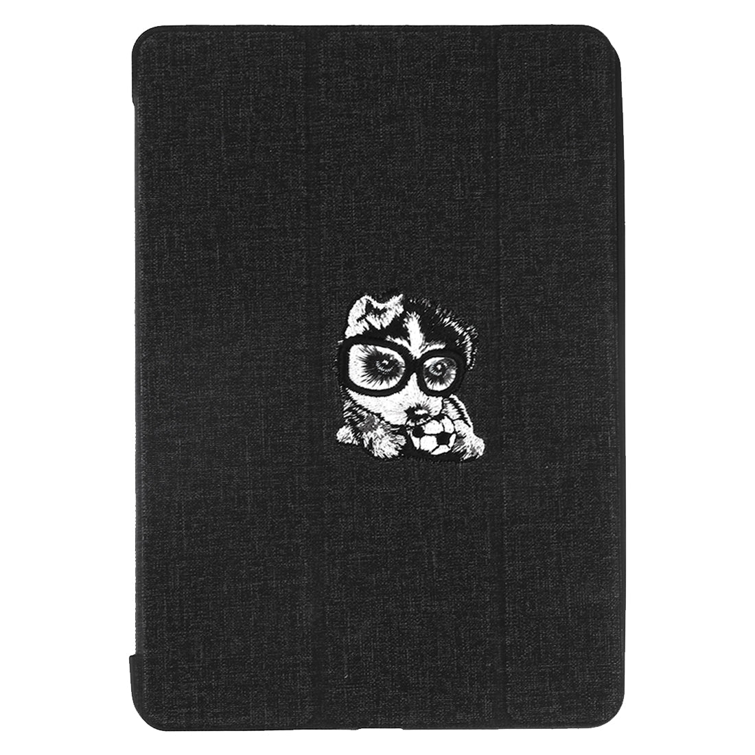 Embroidered cartoon Pattern Left and Right Flip Leather Case for iPad Mini 5 / 4 \