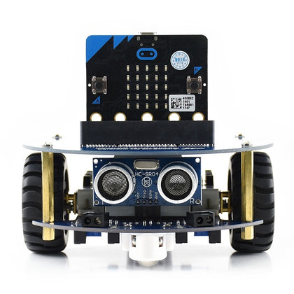 Waveshare AlphaBot2 Robot Building Kit for BBC micro:bit