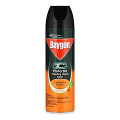 Baygon Protector Crawling Insect Killer 500ml