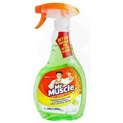 Mr. Muscle Glass Surface Cleaner Lemon 500ml