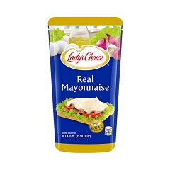 Lady's Choice Mayonnaise Doy Pack 470ml