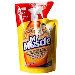 Mr. Muscle Kitchen Cleaner Refill 500ml