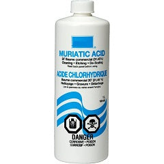 X-Zel Muriatic Acid 1L