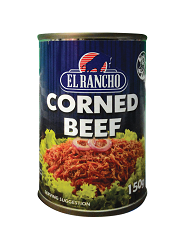 El Rancho Corned Beef 150g