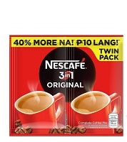 Nescafe Original 3 in 1 Twin Pack 48g