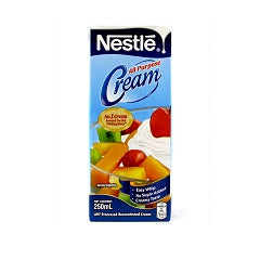Nestle Cream 250ml