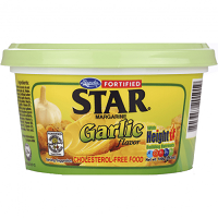 Star Margarine Garlic 100g
