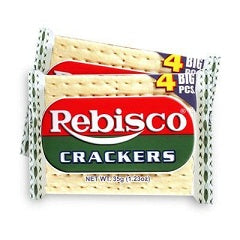 Rebisco Crackers 10x35g