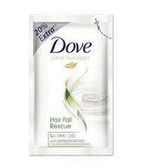 Dove Shampoo Hair Fall Rescue 10ml