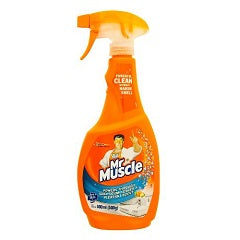 Mr. Muscle Toilet Cleaner Bleach Citrus 500ml