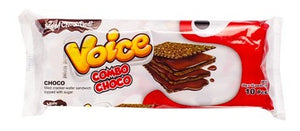 Voice Combo Chocolate 10x25g