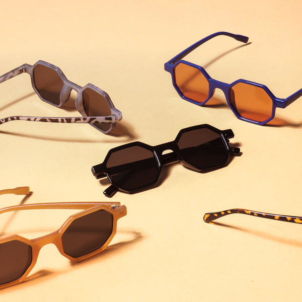 Top 3 Sunglasses Picks on Optika Lunett