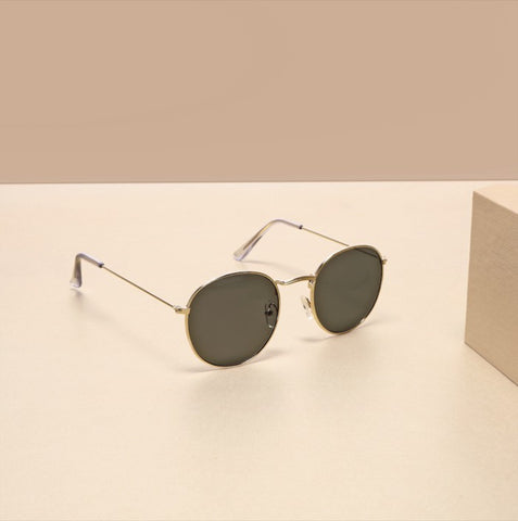 Joey Gold Sunglasses