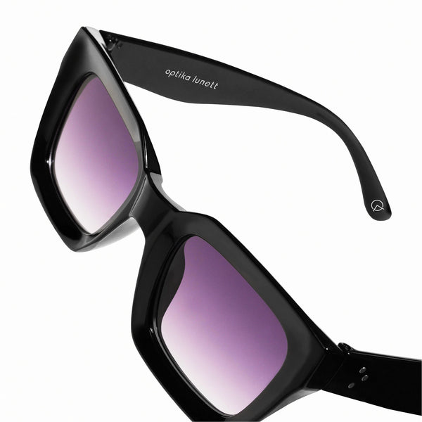 Roxy Black Purple Sun