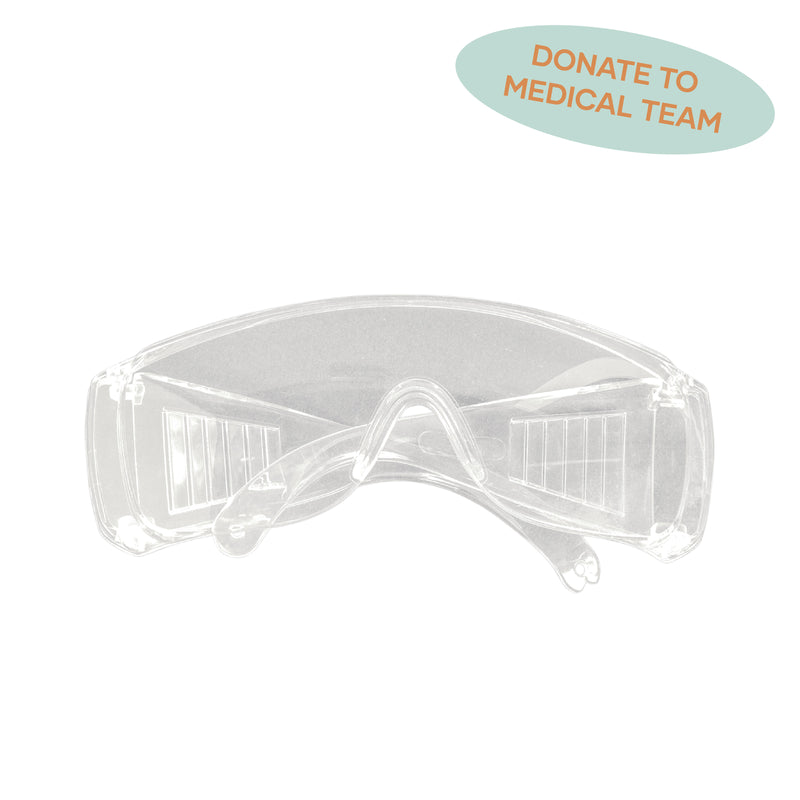 Goggle For Medical Team