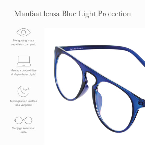 Aiden Blue + Basic Blue Light Protection