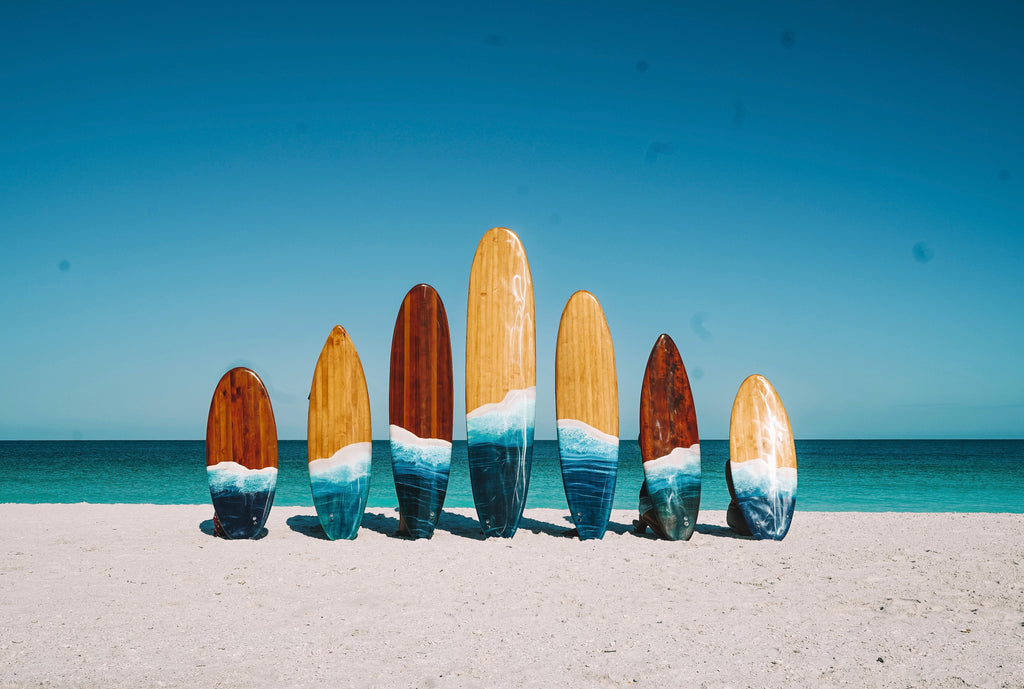 Beach Break Collection Surfboards