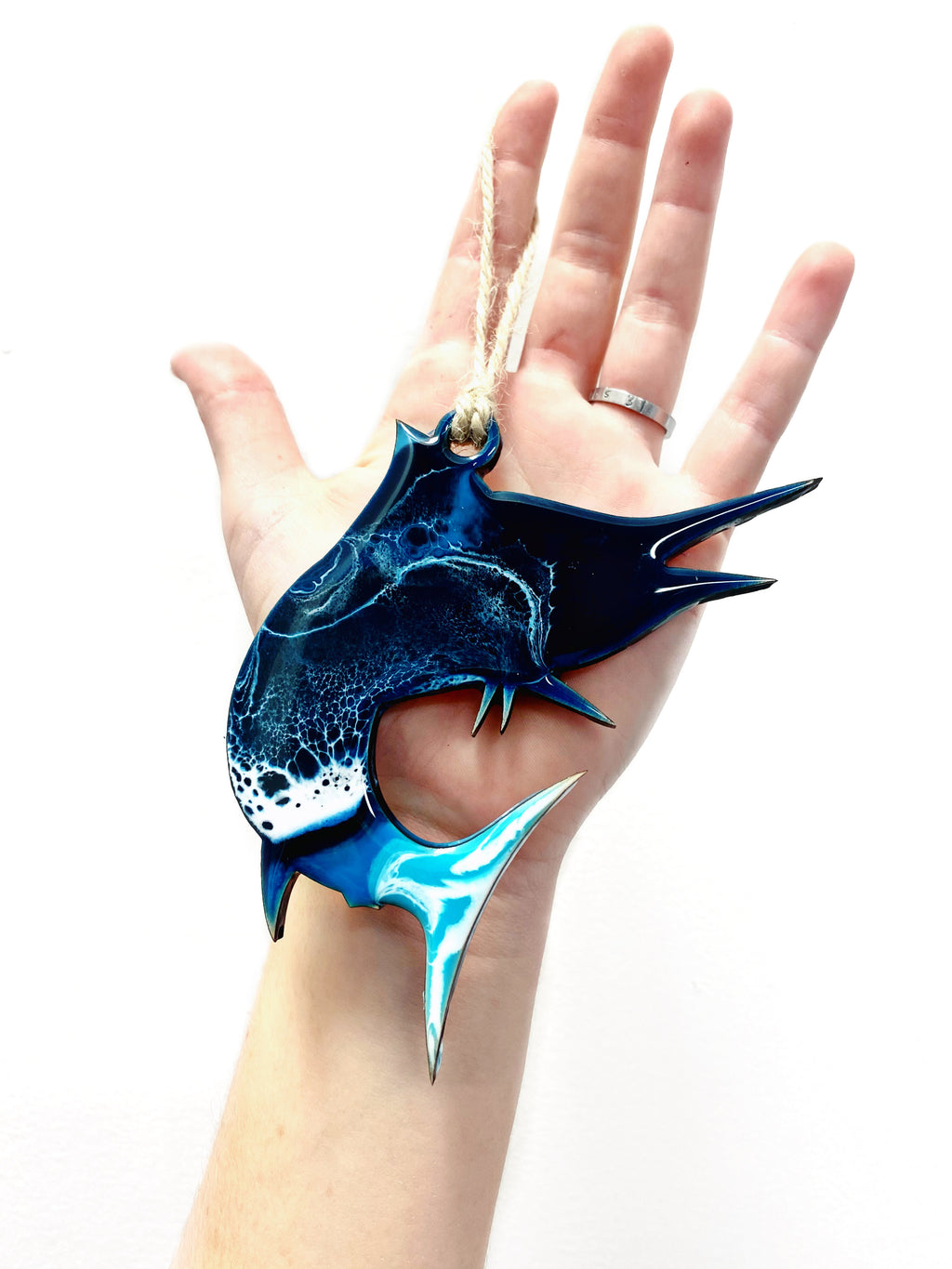 Limited edition Marlin Ornament