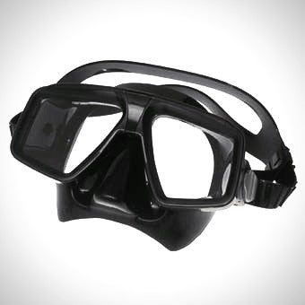 A-TAC Low- Volume Twin Lens Dive Mask