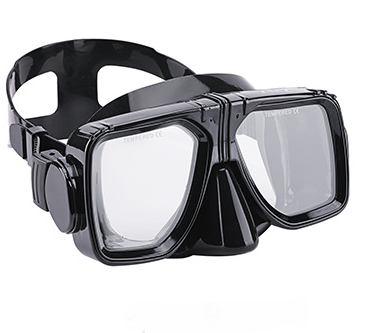 A-TAC USCG Rescue Swimmer (AST) Twin Lens Dive Mask