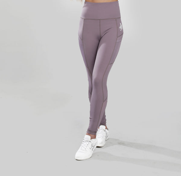 Leggins Espartana - Morado
