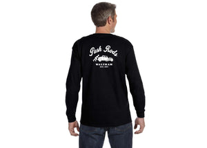 Push Rods long sleeve tee