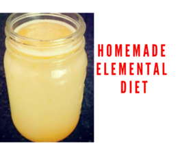Homemade Elemental Diet