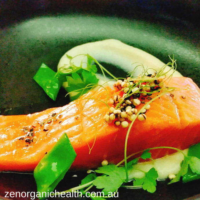 How To Cook Amazing Salmon Confit In #20 Minutes