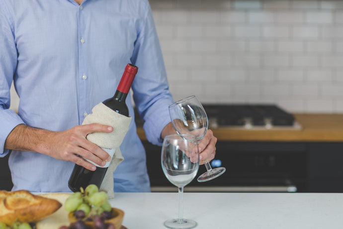The Latest Research Proven Drinking 5 Small Glasses Of Wine A Week Has The Same Cancer Risk As Smoking