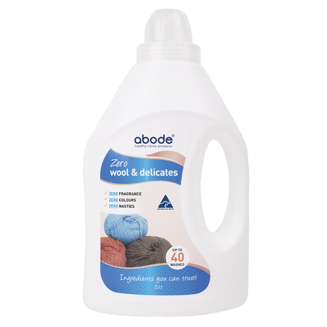 Abode Wool Wash Zero 2L