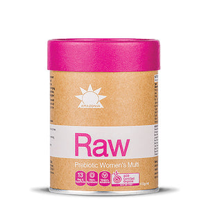Amazonia Raw Prebiotic Women's Multi 100G
