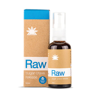 Amazonia Raw Sugar Crave Release 50ml