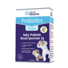 Blooms Baby Probiotic Broad Spectrum 2g X 30 Sachets