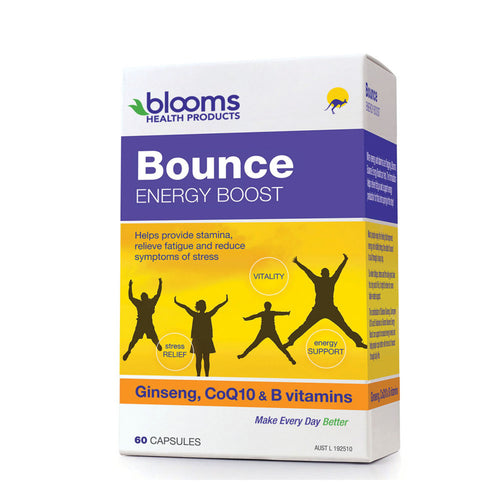 Blooms Bounce Energy Boost 60C
