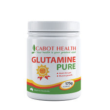 Cabot Health Glutamine Pure Powder 175g