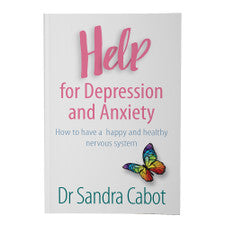 Help For Depression & Anxiety By Dr Sandra Cabot