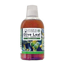 Nature's Goodness Olive Leaf Mouthwash (Alcohol Free) 500ml