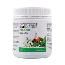Nature's Goodness Propolis 500mg 365c