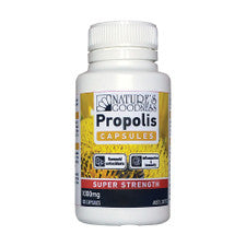 Nature's Goodness Propolis Super Strength 1000mg 100c