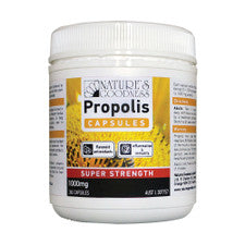 Nature's Goodness Propolis Super Strength 1000mg 365c