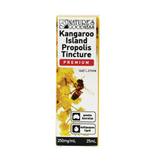 Nature's Goodness Kangaroo Island Propolis Tincture 250mg per ml 25ml